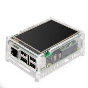 Tontec® 3,5 pouces écran tactile pour Raspberry Pi