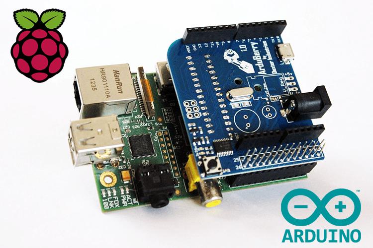 Arduberry un hybride arduino et raspberry pi