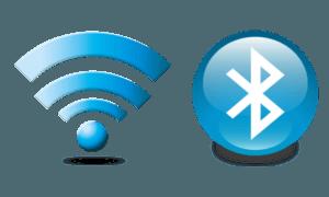 Connectivité sans fil wifi et Bluetooth intégrés