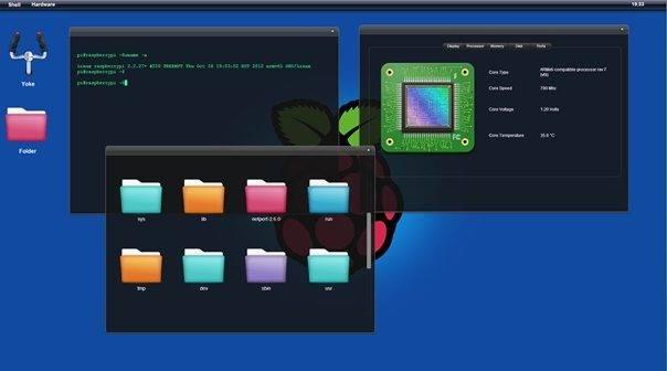 Systèmes d'exploitation Linux et Unix optimisés pour la Raspberry Pi