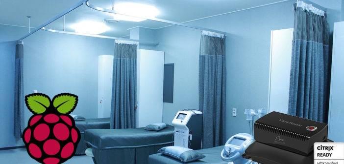 Les hôpitaux bientôt connectés avec des Raspberry Pi !