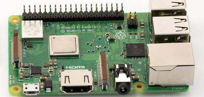 Zoom sur le nouveau Raspberry Pi 3 Model B+: Le perfectionnisme à l'état pur