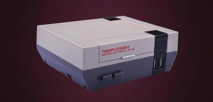 Le nouveau boitier Nespi Case + pour Raspberry Pi