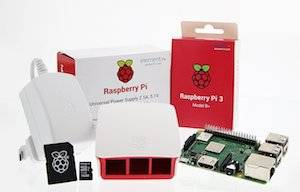 Raspberry Pi 3 B+ kit