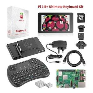 Kit Raspberry Pi Ultime