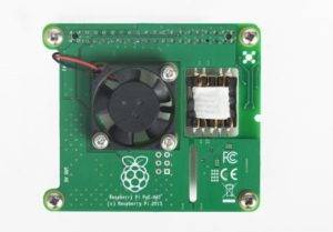 Carte alimentation Power Over Internet pour Raspberry Pi 3