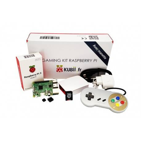 Kit Raspberry Pi Gaming