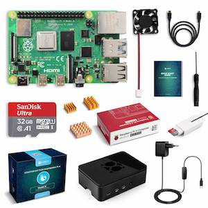 Raspberry Pi 4 kit
