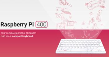 Raspberry Pi 400 : un ordinateur caché dans un clavier