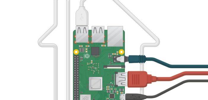 L'utilisation du Raspberry Pi dans la domotique